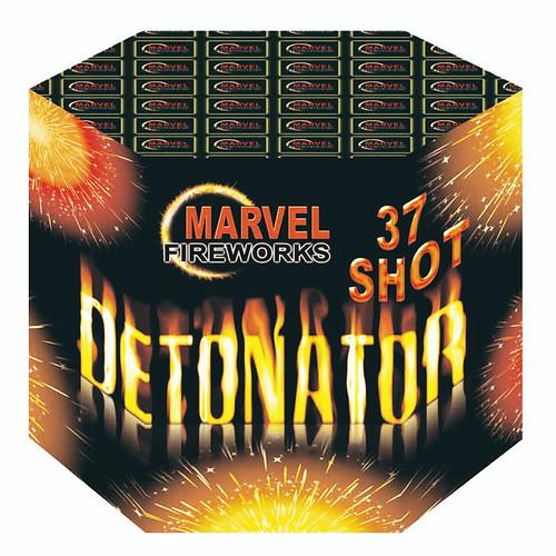 DETONATOR 37 SHOT 1.3G BARRAGE #EpicFireworks