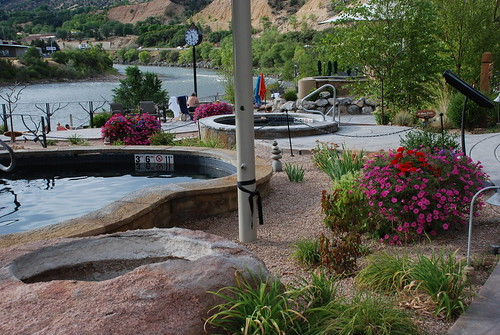 Iron Mountain Hot Springs. From History Comes Alive at the Hotel Colorado