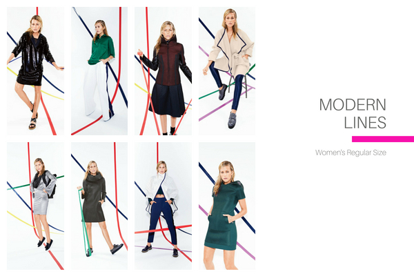 Modern Lines Collection