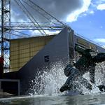 Preston North End Deepdale Stadium