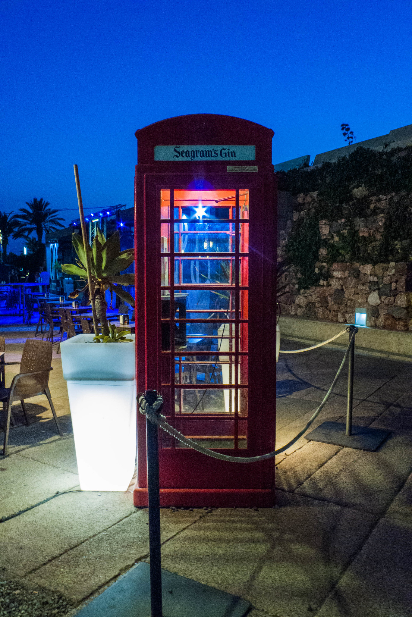 VIP Phone Booth