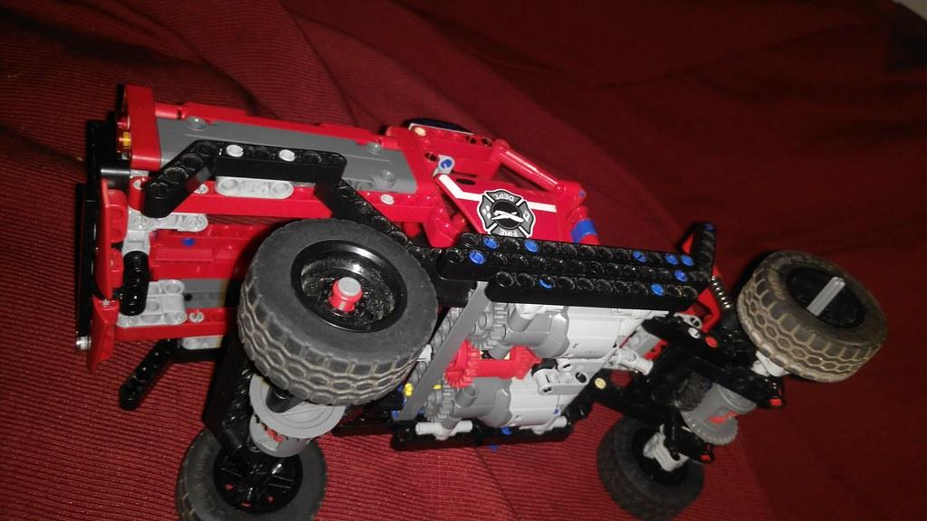 sirslayer lego technic