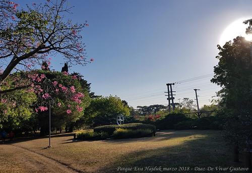 Parque eva hajduk marzo 2018  - Diaz De Vivar Gustavo