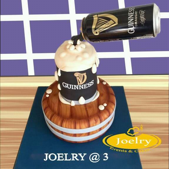 Cake by Joelry Events and Cakes