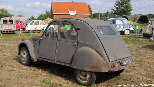 Citroën 2CV 1953 (from Finland!)