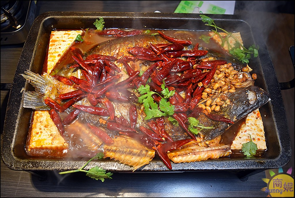 水貨螃蟹烤魚14