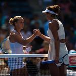 Dominika Cibulkova, Madison Keys