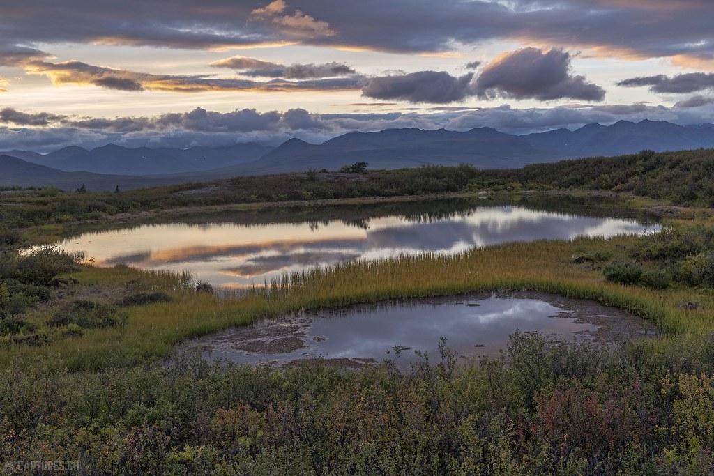 Double lake - Alaska