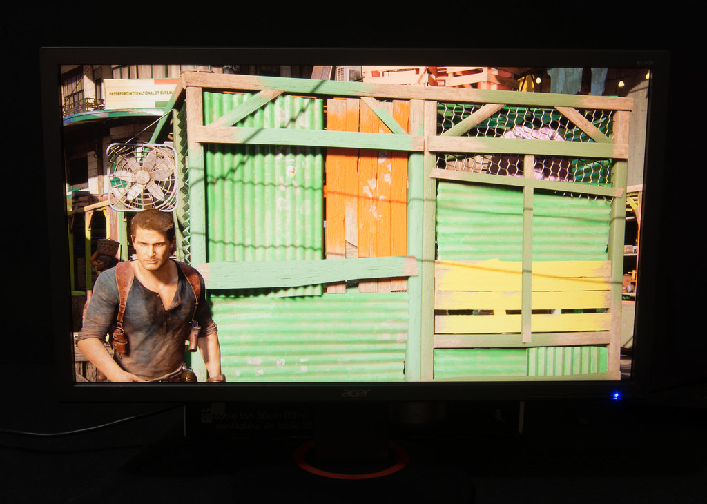 Acer XF240H Review & Viewsonic XG2402 Review: 144hz 1080p Matte TN