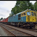 No D6535 9th Sept 2018 Great Central Railway Diesel Gala
