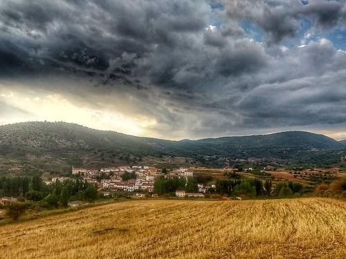 Salinas del Manzano. Cuenca.