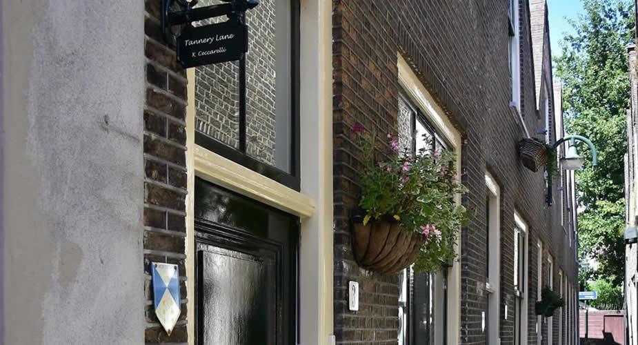 Logeren in Gouda: B&B Tannery Lane | Mooistestedentrips.nl