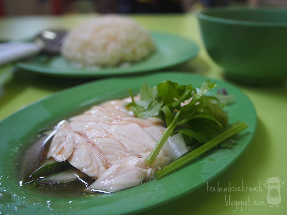 army market, beach road, chicken rice, food, food review, golden mile, golden mile food centre, hainanese boneless chicken rice, review, singapore, 海南起骨雞飯,