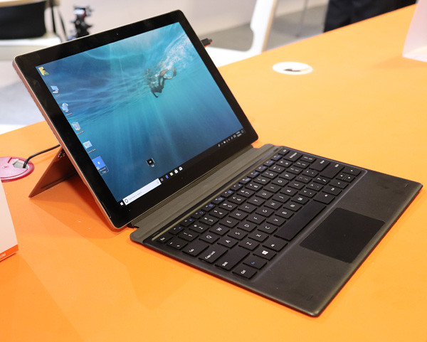 [IFA2018] Chuwi Surbook Pro 2 en 1, une Surface Like sous Gemini Lake