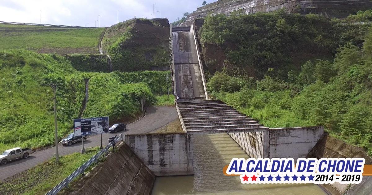 Hoy inician descargas del caudal de la Represa Río Grande