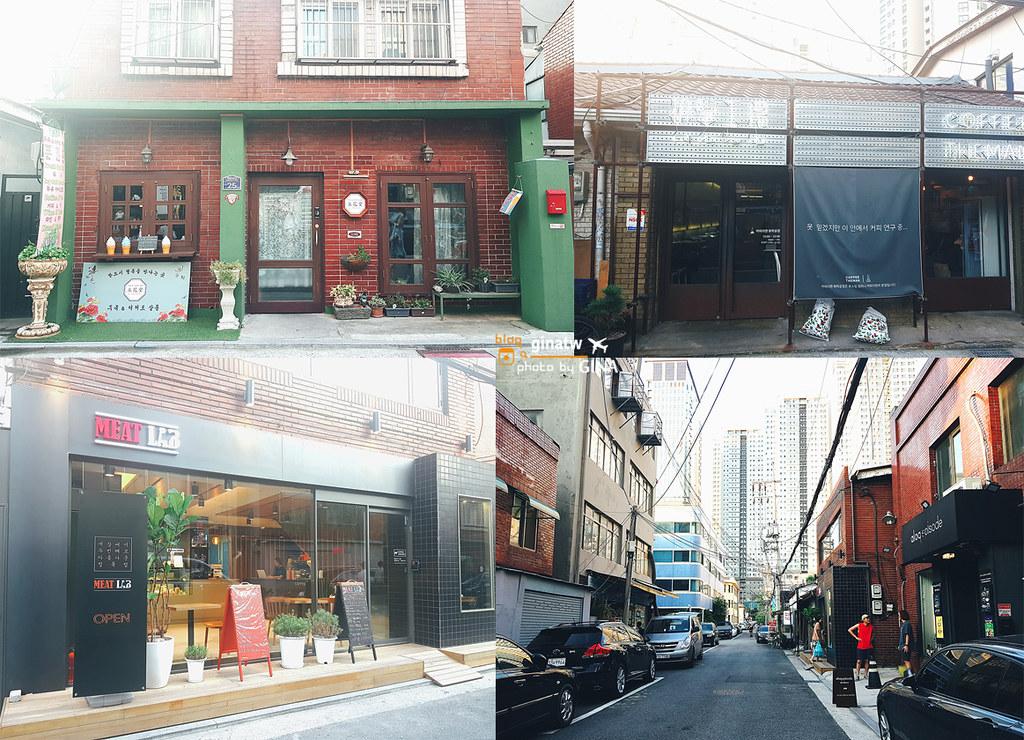 【首爾熱情島美食】鐵人28號 明太子奶油義大利麵|超罪惡起司牛排|好吃又好拍的街道(線上買餐卷比較便宜)열정도 철인28호 @GINA環球旅行生活|不會韓文也可以去韓國 🇹🇼