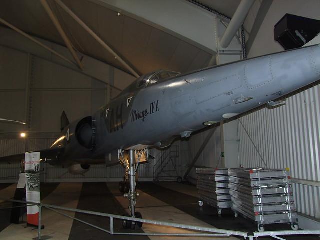 Dassault Mirage IV A, Fujifilm FinePix S100FS