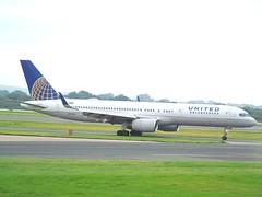 N17105 Boeing 757-224 (c/n 27295) Manchester