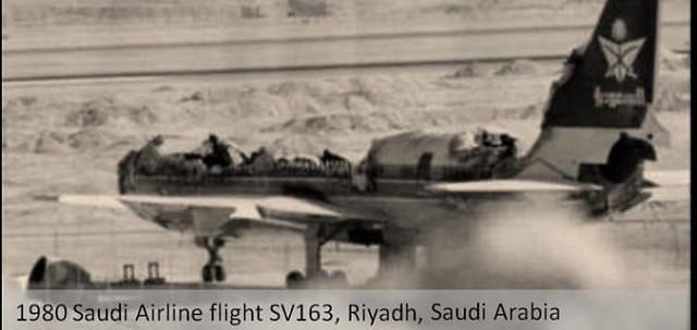 851 Saudi Airline Flight Landed Safely! When they opened the doors, everyone inside was dead 02