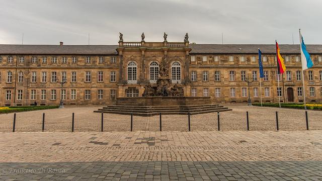 Neues Schloss Bayreuth D, Sony SLT-A99V, Tamron SP 24-70mm F2.8 Di USD
