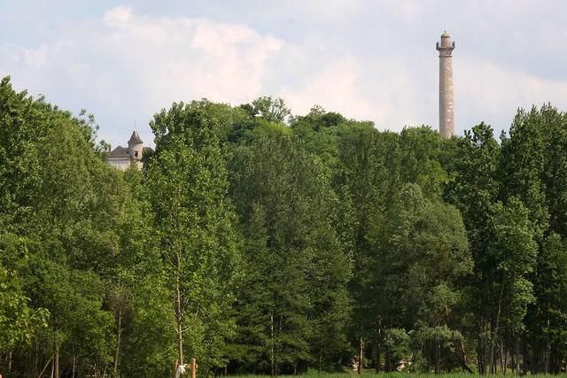 La tour Trajane de Méréville
