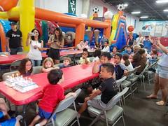Mateo & Tobias's Birthday Party