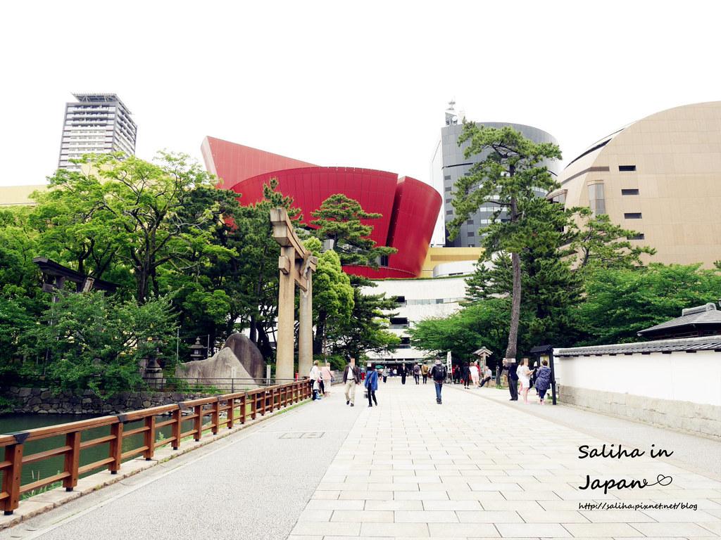 日本自由行福岡小倉城 (6)