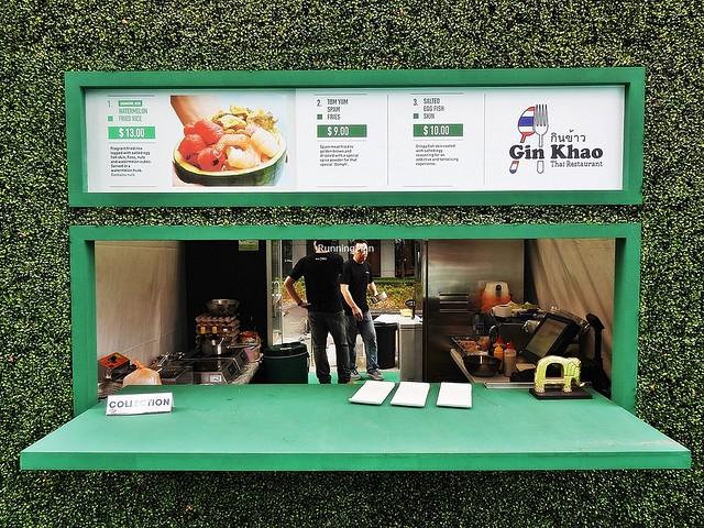 Kiosk Gin Khao