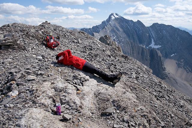 Scrambles - Mt. Arethusa - Sept 2018-17