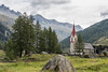 Church in Ahrntal (South-Tirol)