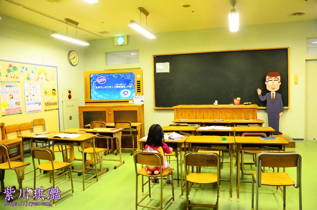 日本靜岡櫻桃小丸子博物館-0002