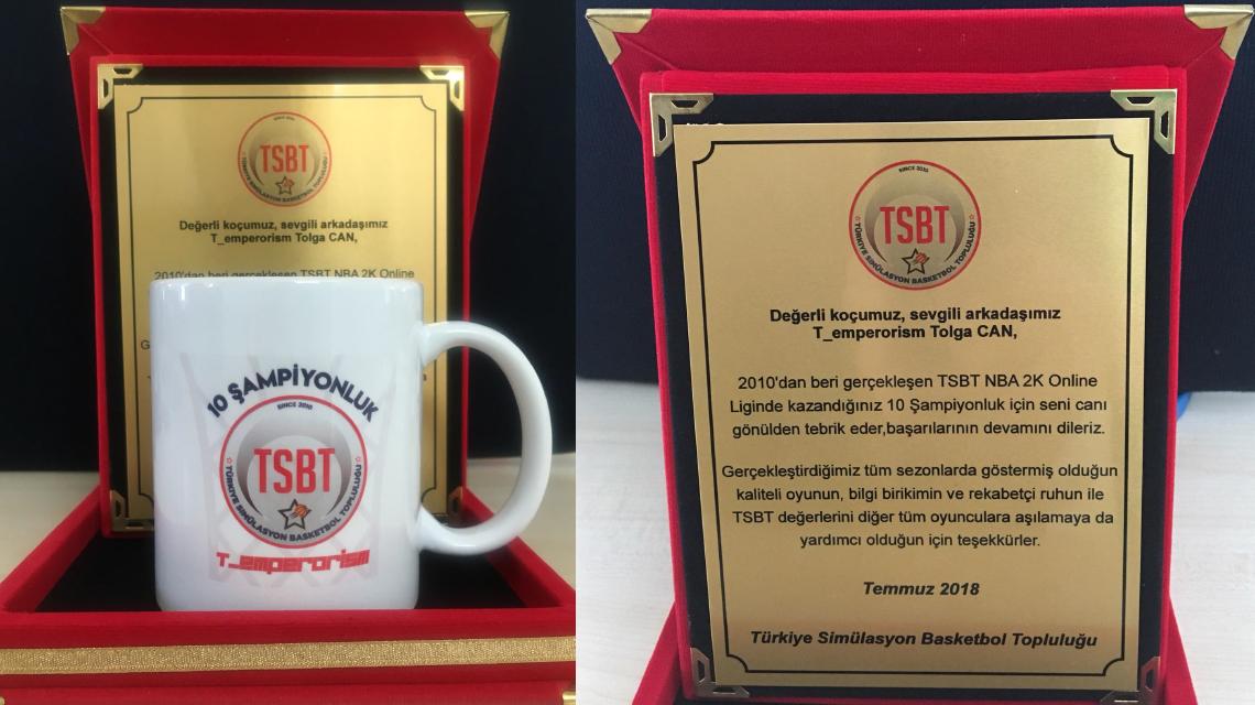 TSBT Şampiyonlar Ligi Buluşması