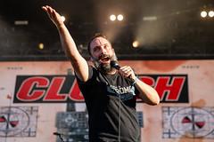 Clutch en Riot Fest Chicago 2018