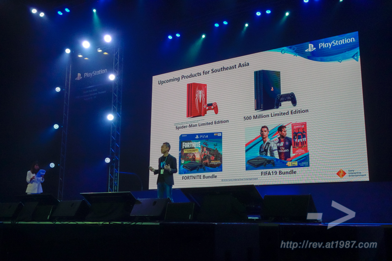 PlayStation Experience SEA 2018 - Upcoming Products