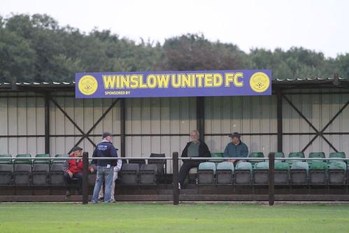 Winslow Utd v Brimsdown