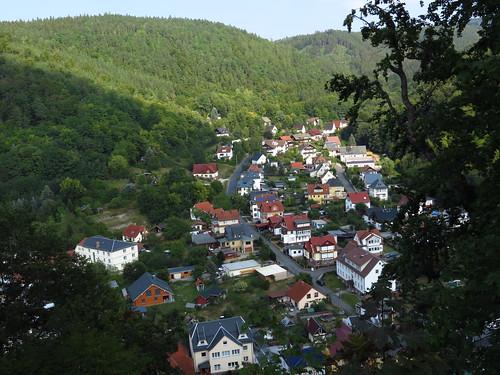 Schwarzburg der Ort