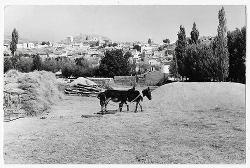 Huete (Cuenca) : vista parcial.