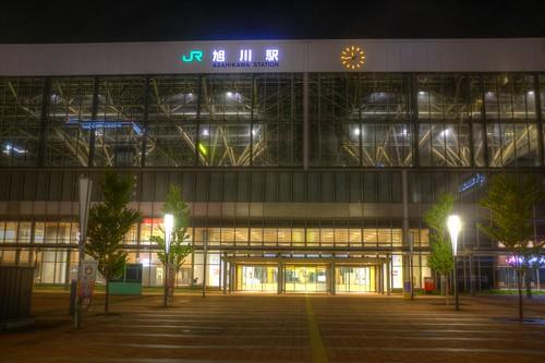 31-08-2018 Asahikawa around midnight (2)