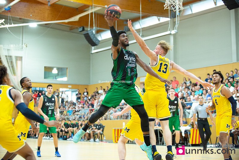 Divina Joventut - Universitat of Michigan | 2018-19