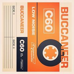 Cassettes: Buccaneer Low Noise C60