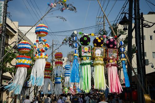 20180804 Anjo Tanabata festival 5