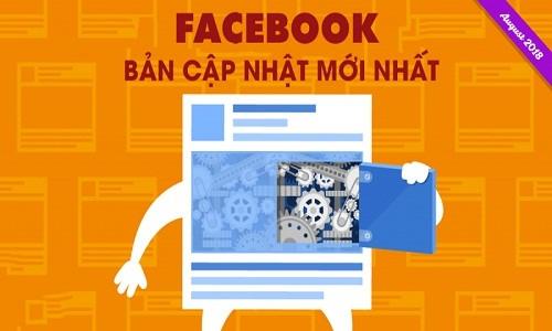 Facebook cập nhật bản mới – nền tảng giao tiếp tương lai