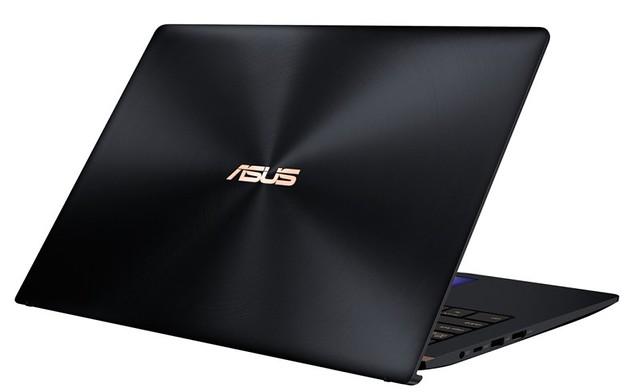 "[IFA2018] Asus Zenbook Pro 14, un 14"" élégant avec un ScreenPad"