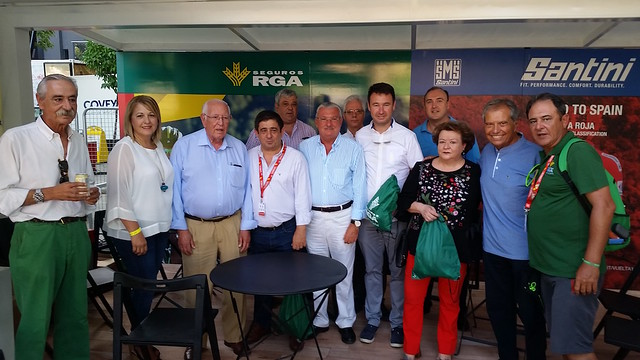 Etapa 8 La Vuelta 2018 (Linares - Almadén)