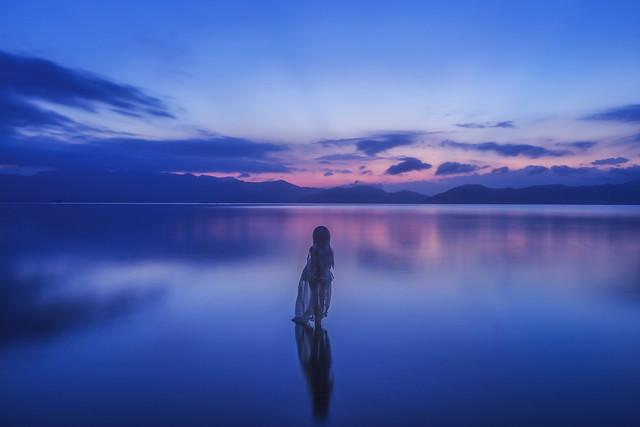 twilight blue, Sony DSC-RX1R, 35mm F2.0