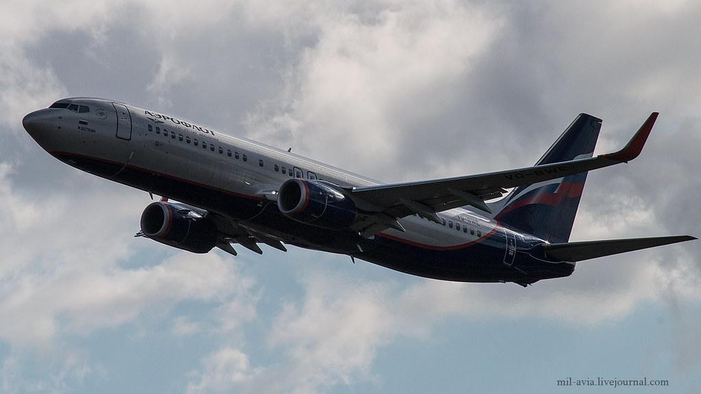 VQ-BWE Aeroflot