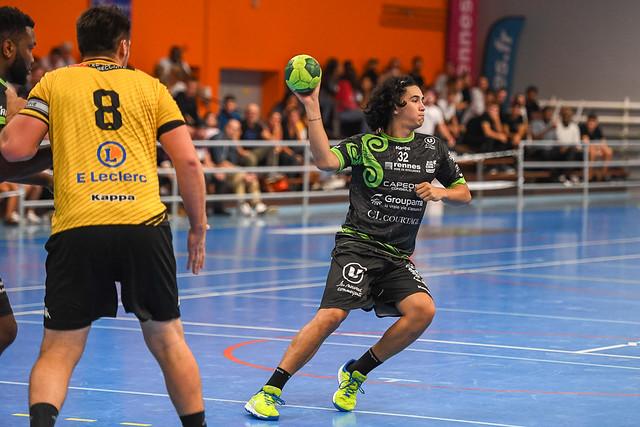 Nationale 1 - J1 : CPB Rennes/Hazebrouck