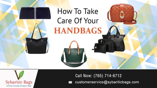 How To Take Care Of Your Handbags