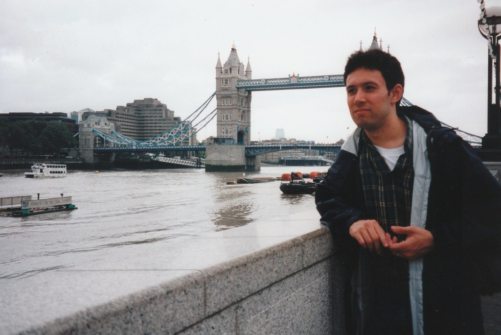 Tower Bridge, 18/9/1998