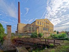 Old Sugar Refinery of Trnava